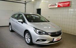 Opel Astra ELITE 1.4 TURBO • Salon Polska • I-właściciel • Serwis ASO • GWARANCJA